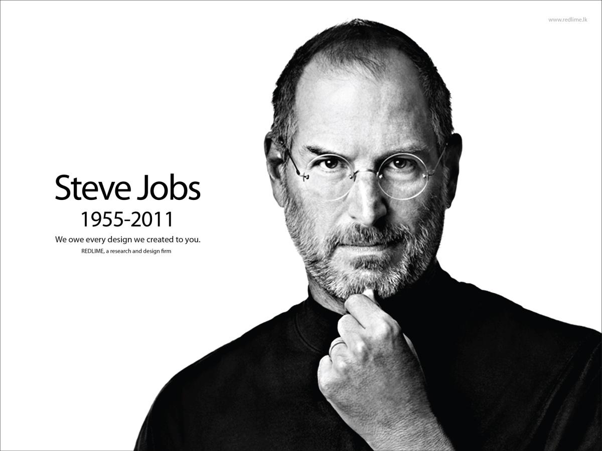 Steve Jobs: Bagaimana Untuk Hidup Sebelum KamuMati