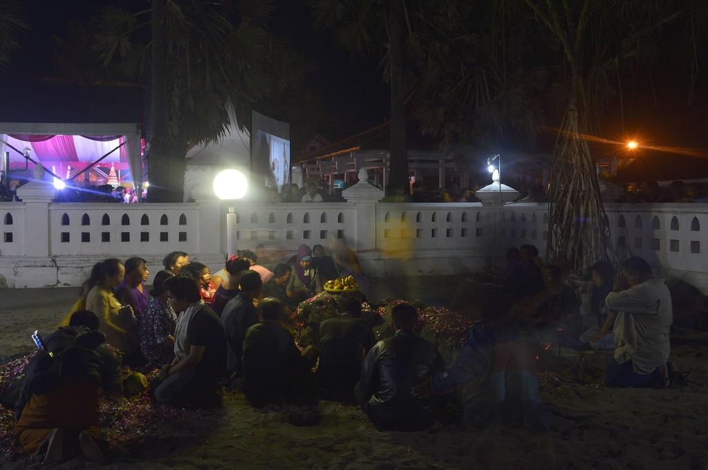 Malam Satu Suro di CepuriParangkusumo